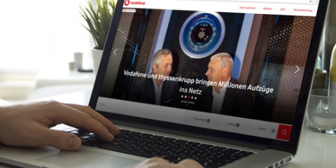 Vodafone Newsroom